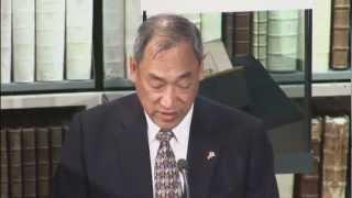 03. Введение: проф. д-р Р. Хигучи, Токио